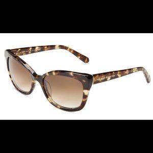 Kate Spade Women's Amara Cat-Eye Sunglasses